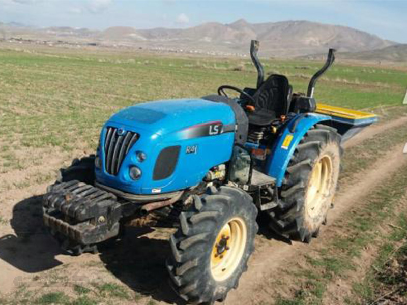 فروش تراکتور باغی قیمت مناسب در قزوین
