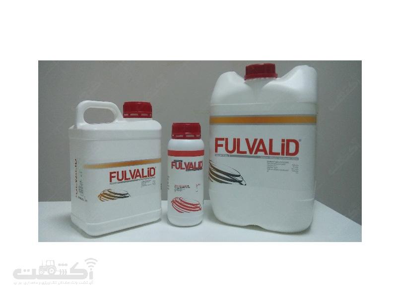 تولید و فروش کود تقویتی Fulvalid