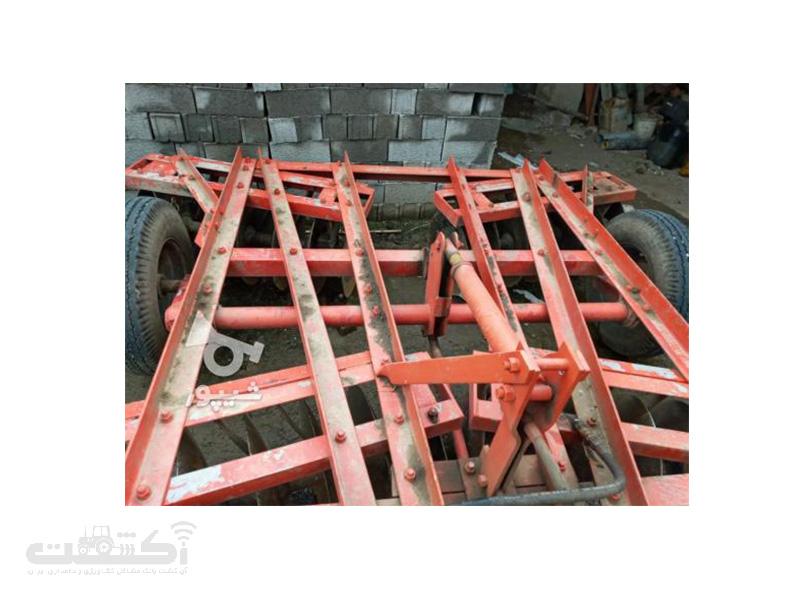 فروش دیسک کشاورزی دسته دوم در مازندران