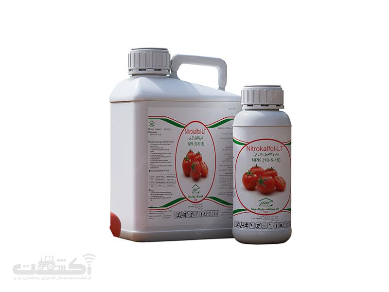 فروش کود مایع تخصصی گوجه فرنگی