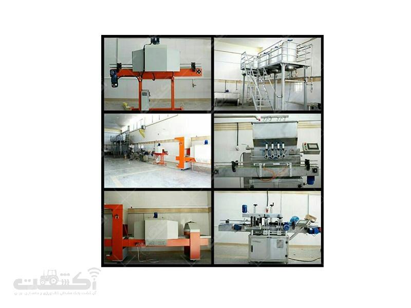 فروش ماشین آلات تولید مربا و عسل