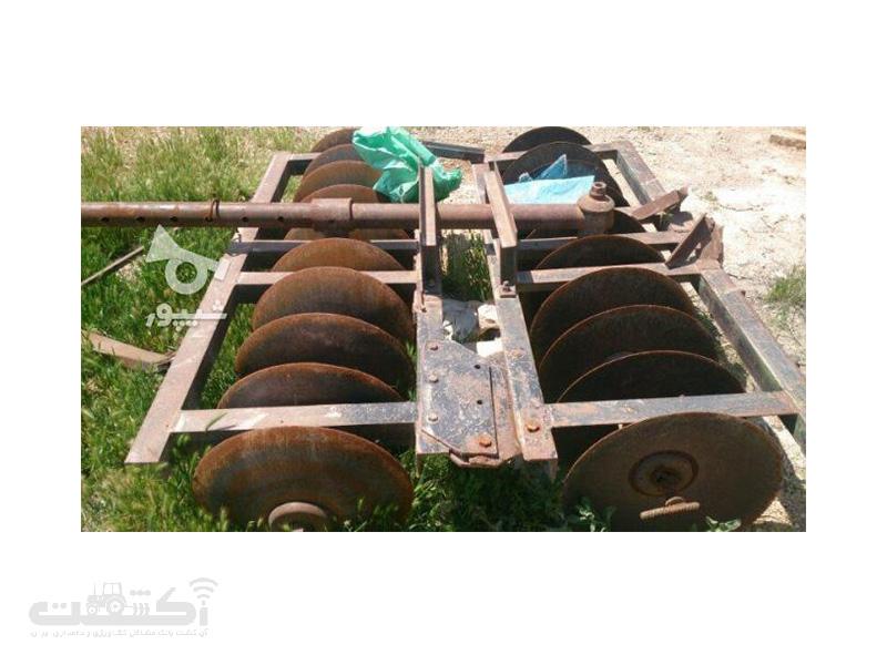 فروش دیسک کشاورزی دسته دوم در شیراز