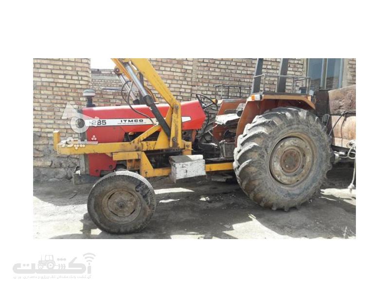 فروش تراکتور دسته دوم قیمت مناسب در آذربایجان شرقی
