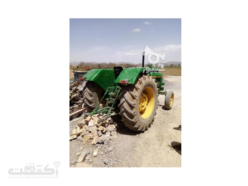 فروش تراکتور جاندیر دسته دوم در اصفهان