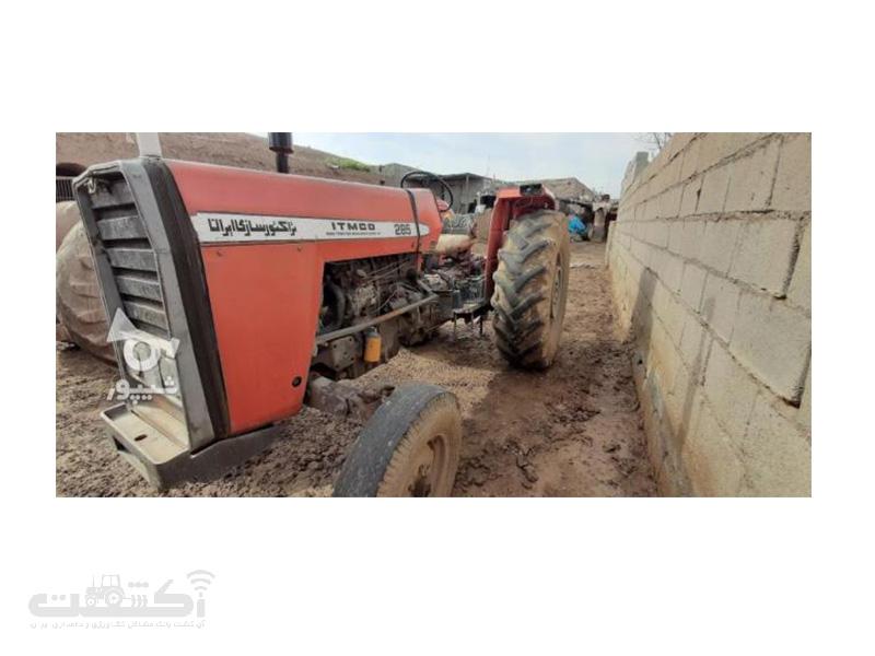 فروش تراکتور فرگوسن دسته دوم قیمت مناسب در خراسان رضوی