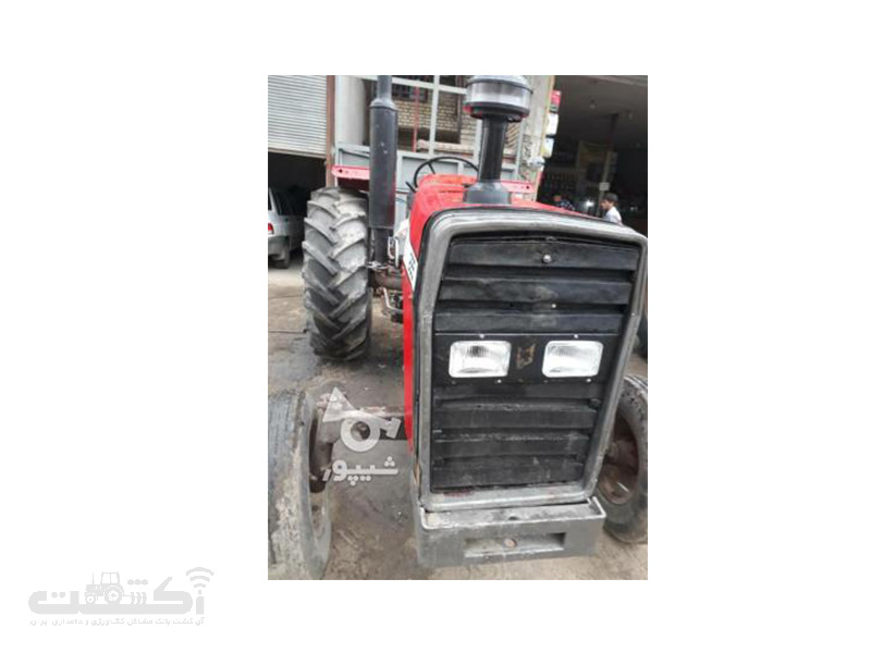 فروش تراکتور دسته دوم در اردبیل