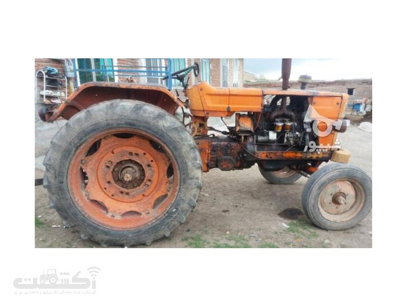 فروش تراکتور رومانی دسته دوم قیمت مناسب در اردبیل