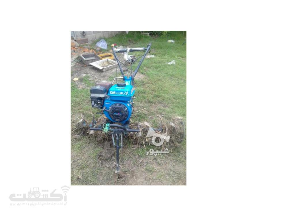 فروش تیلر دسته دوم در مازندران