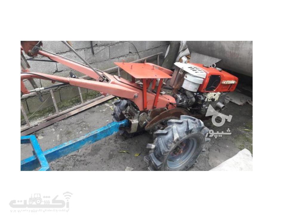 فروش تیلر کشاورزی دسته دوم در مازندران