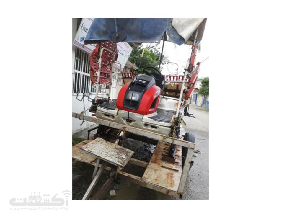 فروش دستگاه نشاکاری دسته دوم در مازندران