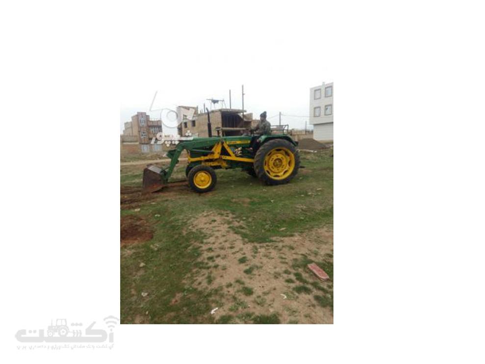 فروش تراکتور آی تی ام دسته دوم در آذربایجان شرقی