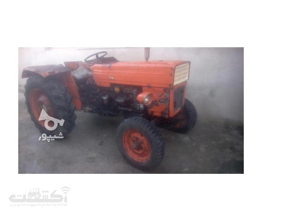 فروش تراکتور فیات دسته دوم قیمت مناسب در ارومیه