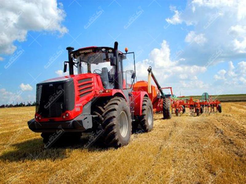 گروه صنعتی کاوه تولید کننده ماشین آلات کشاورزی