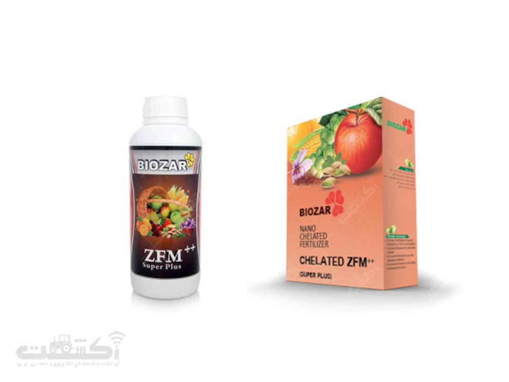 تولید کود کلات ZFM سوپر پلاس