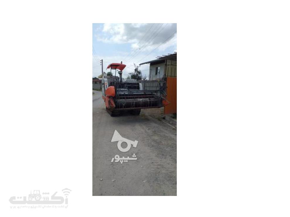 فروش کمباین کوبوتا دسته دوم در مازندران
