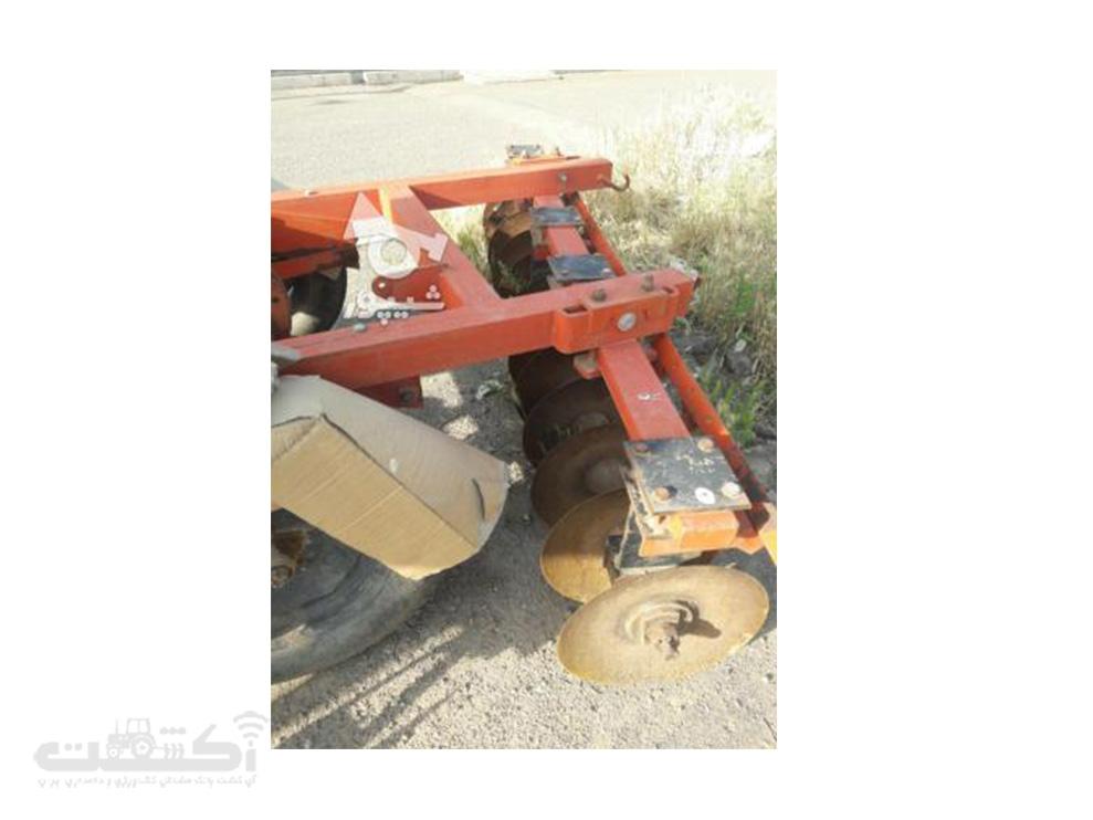 فروش دیسک کشاورزی دسته دوم در قزوین