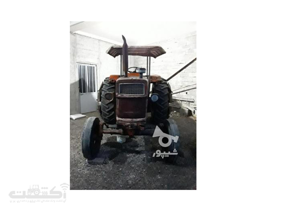 فروش تراکتور رومانی دسته دوم قیمت مناسب در مازندران