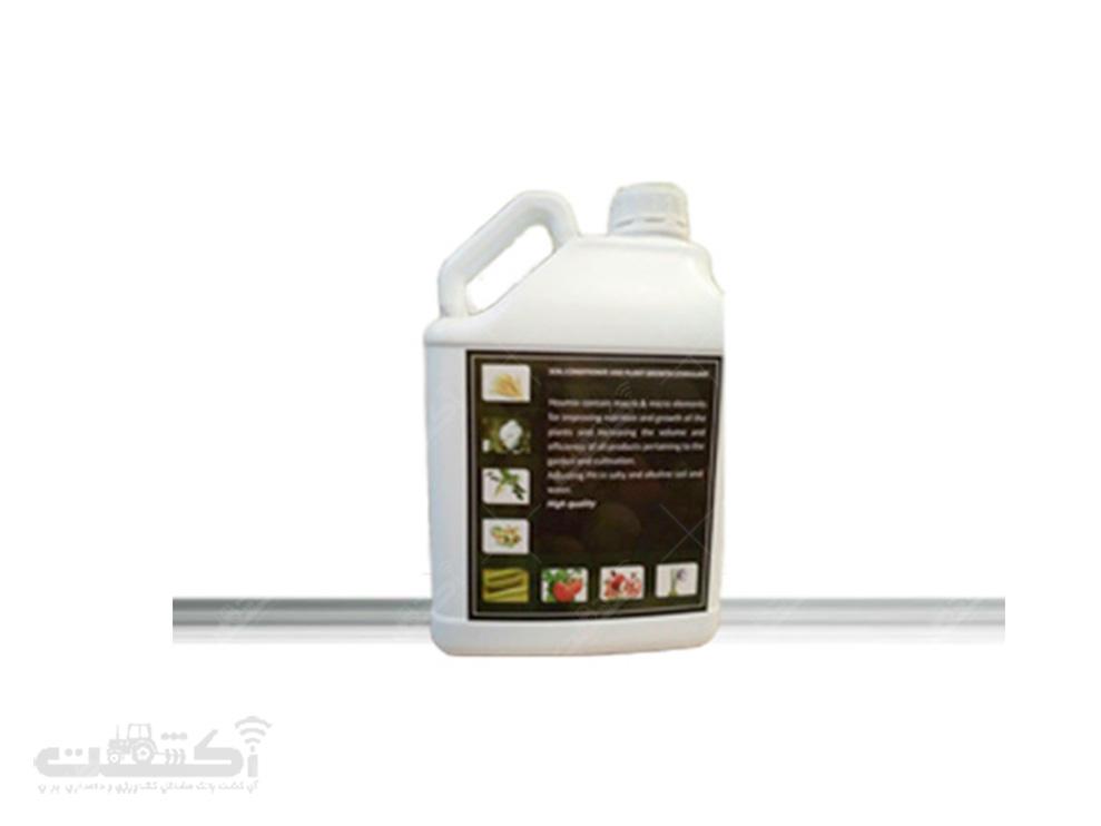 تولید کود اسید هیومیک مایع هومیران