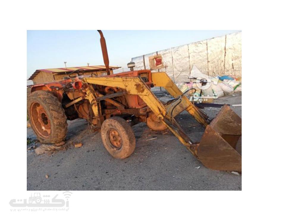 فروش تراکتور رومانی دسته دوم قیمت مناسب در قزوین