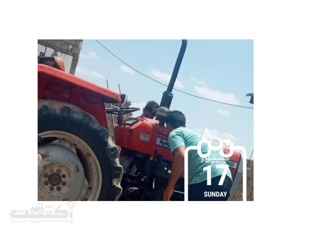 فروش تراکتور فرگوسن دسته دوم قیمت مناسب در کرمان