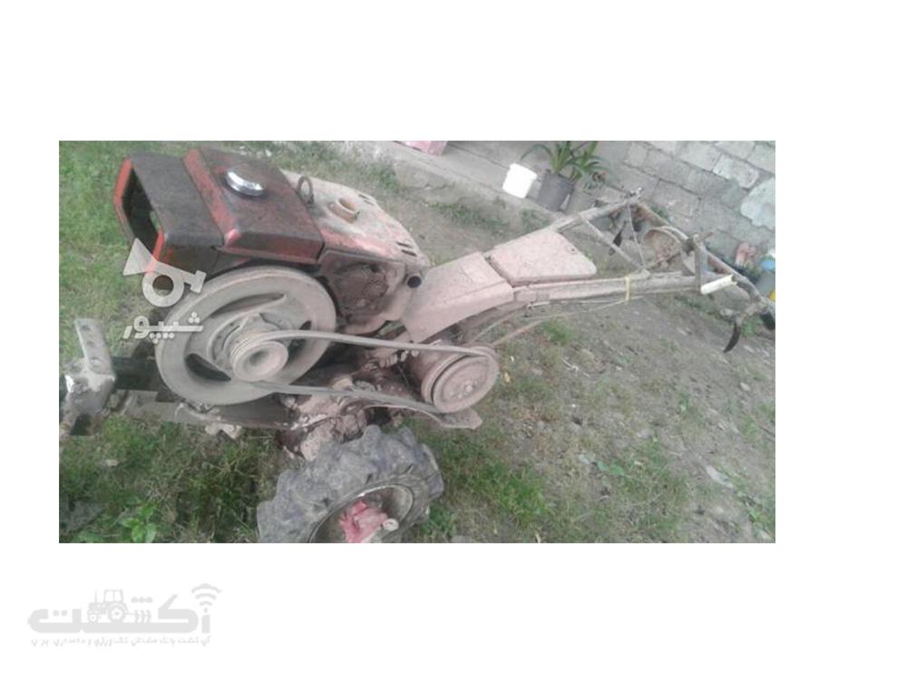 فروش تیلر کشاورزی دسته دوم در گیلان
