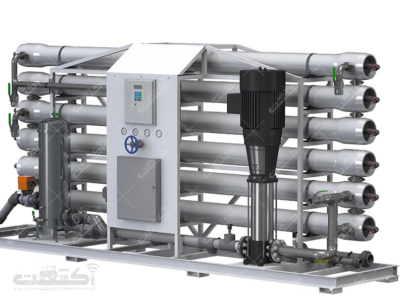 شرکت مهندسی آبگیر حیات کرمان تولیدکننده انواع دستگاههای تصفیه آب کشاورزی