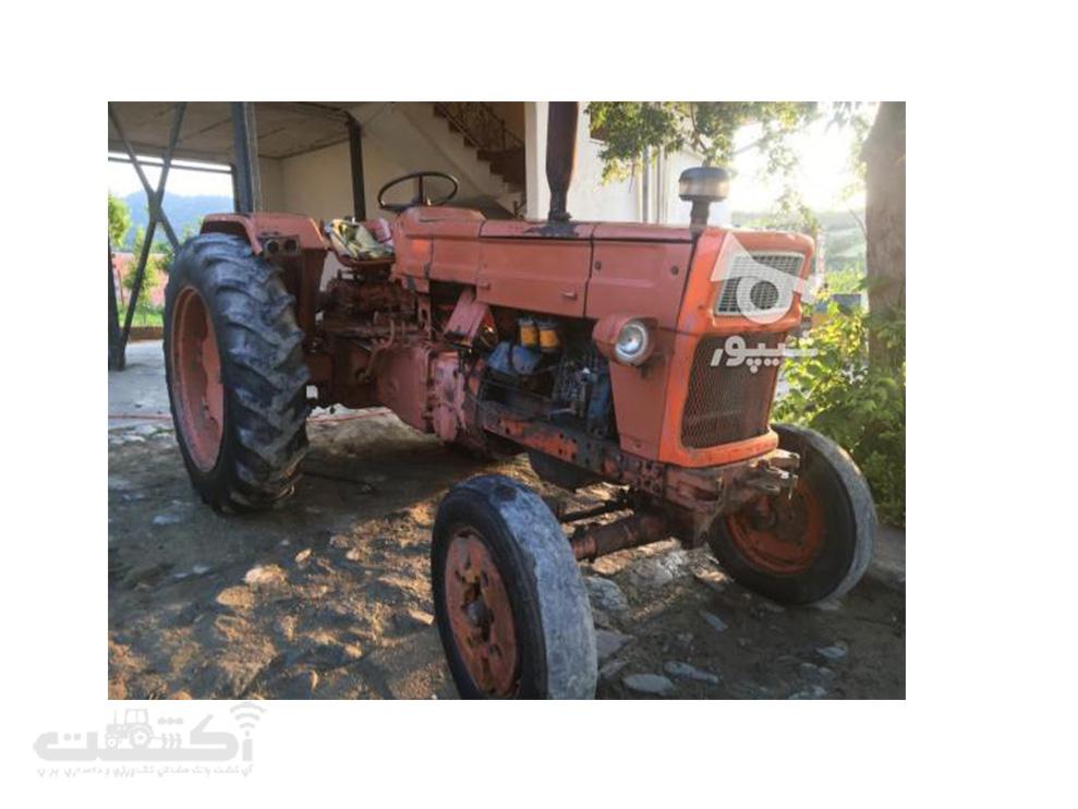 فروش تراکتور رومانی دسته دوم قیمت مناسب در گرگان