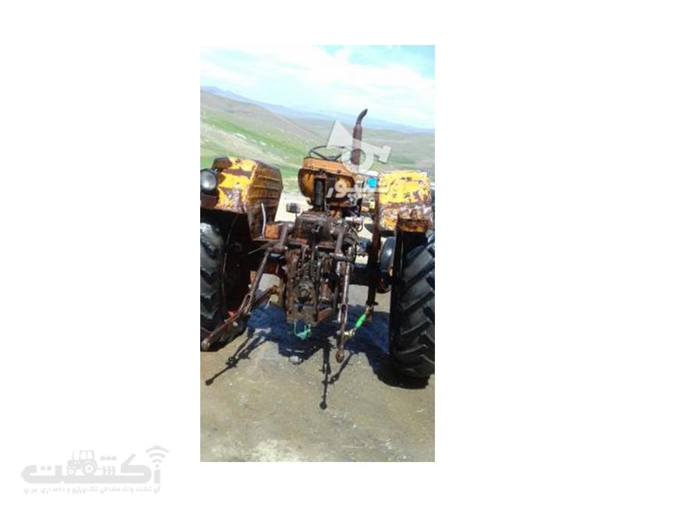 فروش تراکتور رومانی دسته دوم قیمت مناسب در اراک