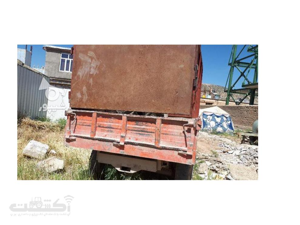 فروش تریلی دسته دوم در کرمانشاه