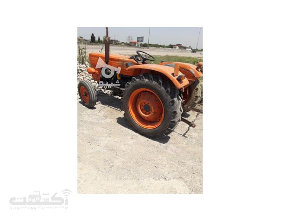 فروش تراکتور فیات دسته دوم در مازندران