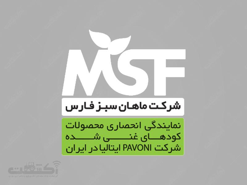 شرکت ماهان سبز فارس