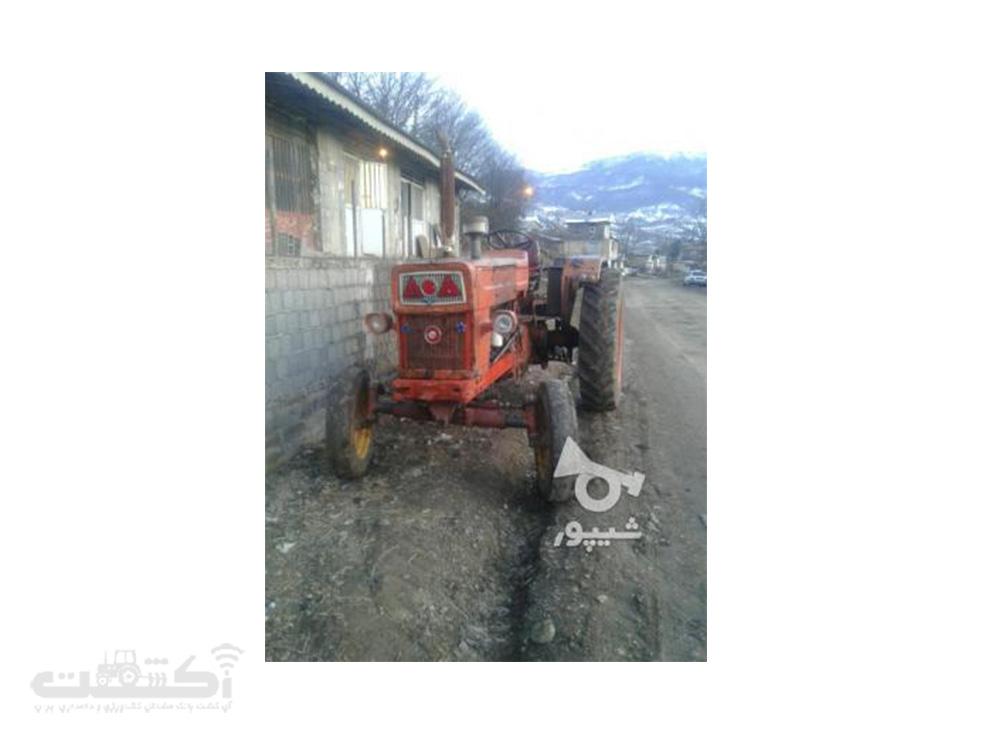 فروش تراکتور رومانی دسته دوم در گیلان
