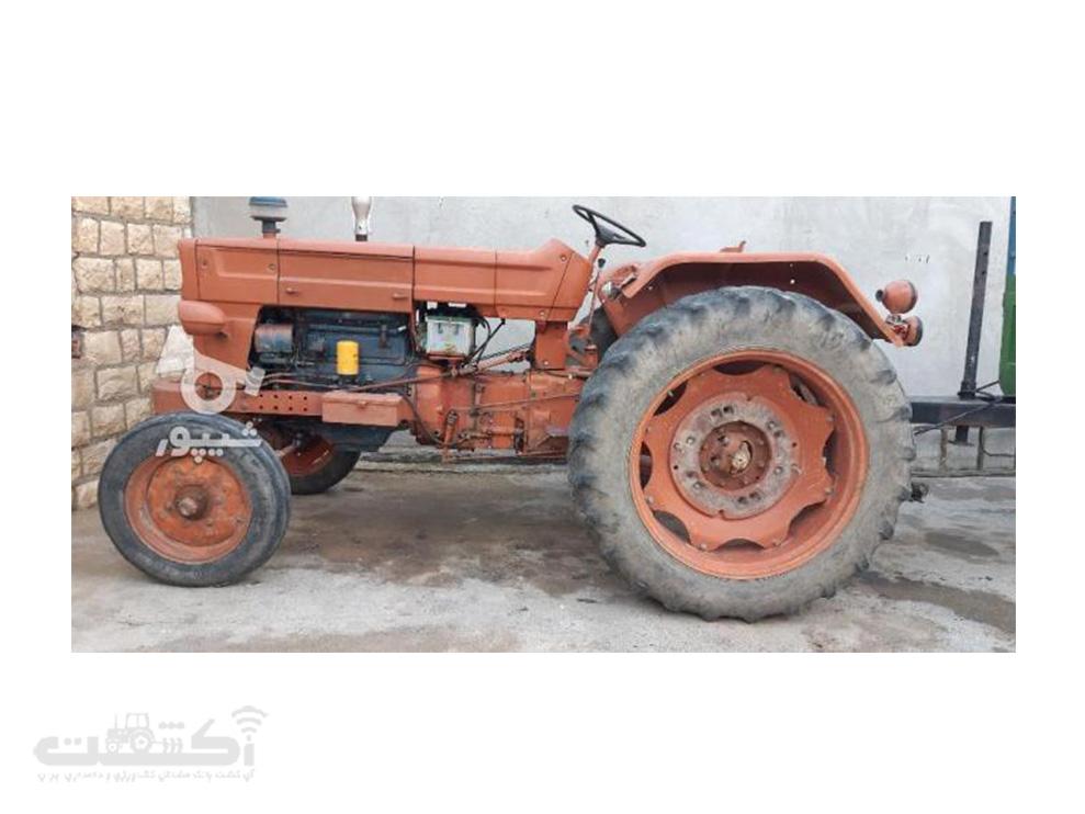 فروش تراکتور رومانی در حد صفر در خوزستان