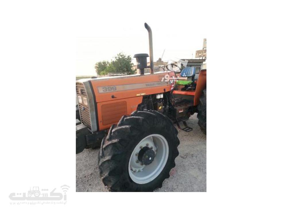 فروش تراکتور 399 دسته دوم در کرمانشاه