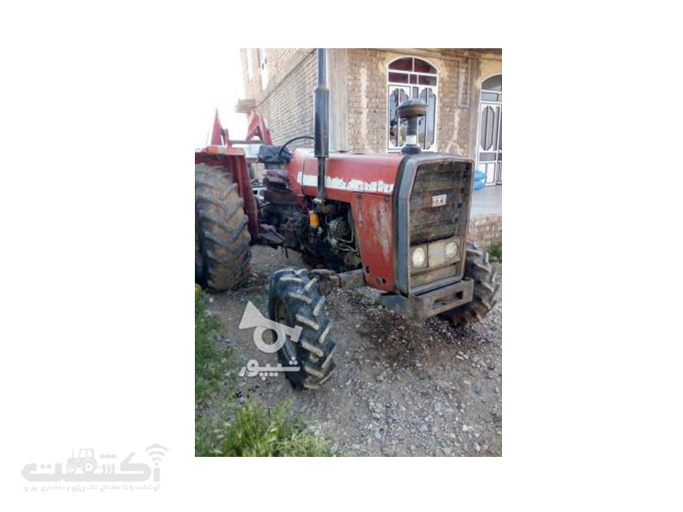 فروش تراکتور فرگوسن کارکرده تمیز در فارس