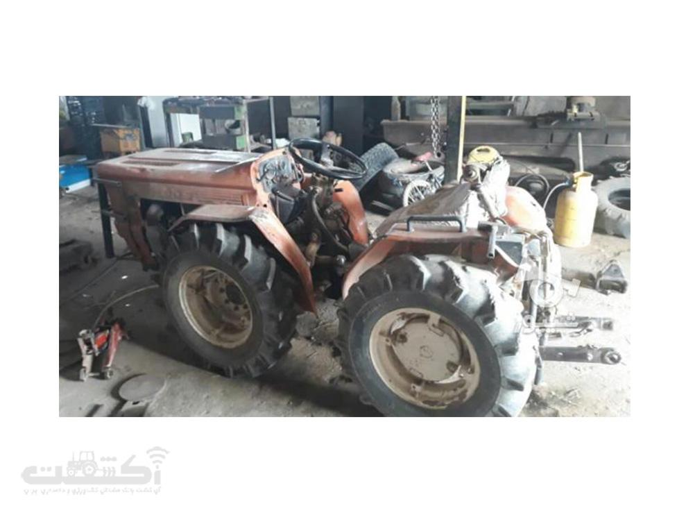 فروش تراکتور گلدونی دسته دوم قیمت مناسب در مازندران