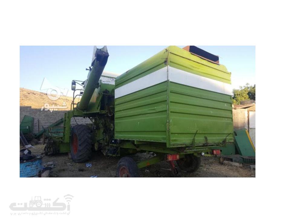 فروش کمباین دسته دوم قیمت مناسب در ارومیه
