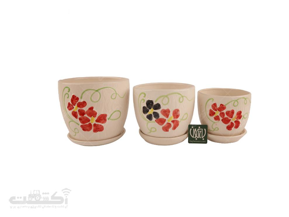 فروش گلدان سفالی مدل 12.50