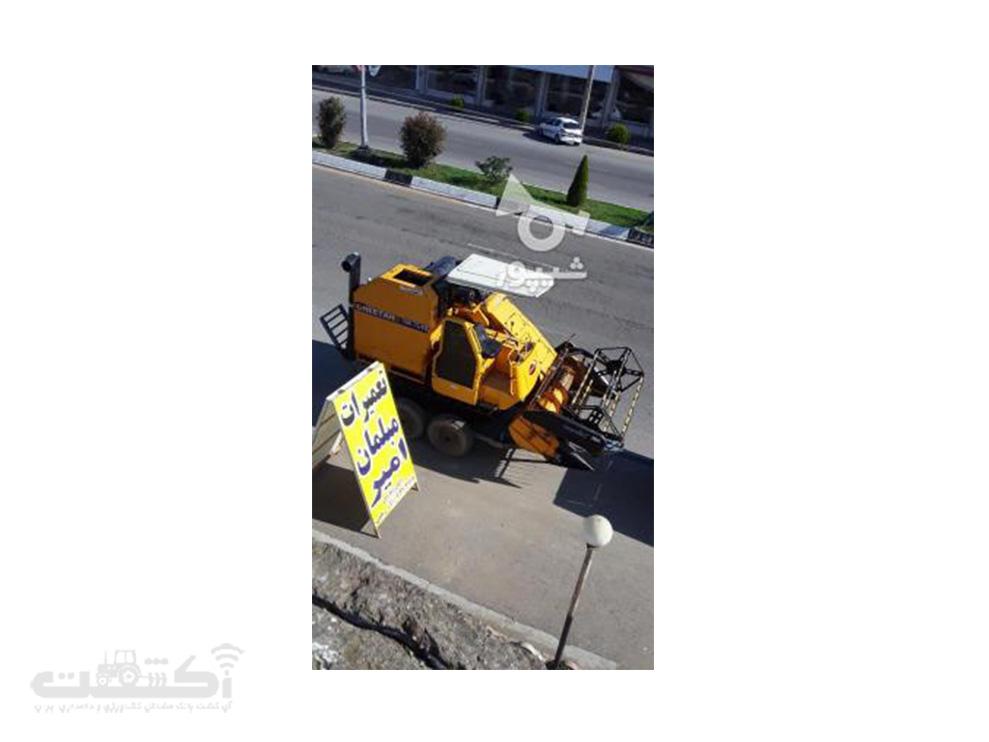 فروش کمباین در حد نو قیمت مناسب در مازندران