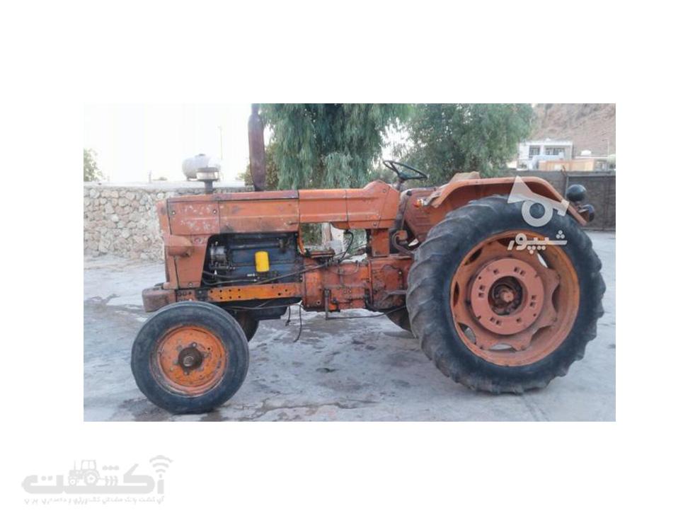 فروش تراکتور رومانی کارکرده تمیز در خوزستان