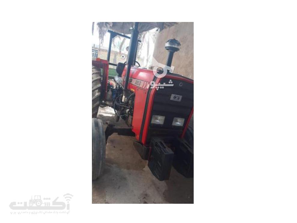 فروش تراکتور فرگوسن در حد نو در اهواز