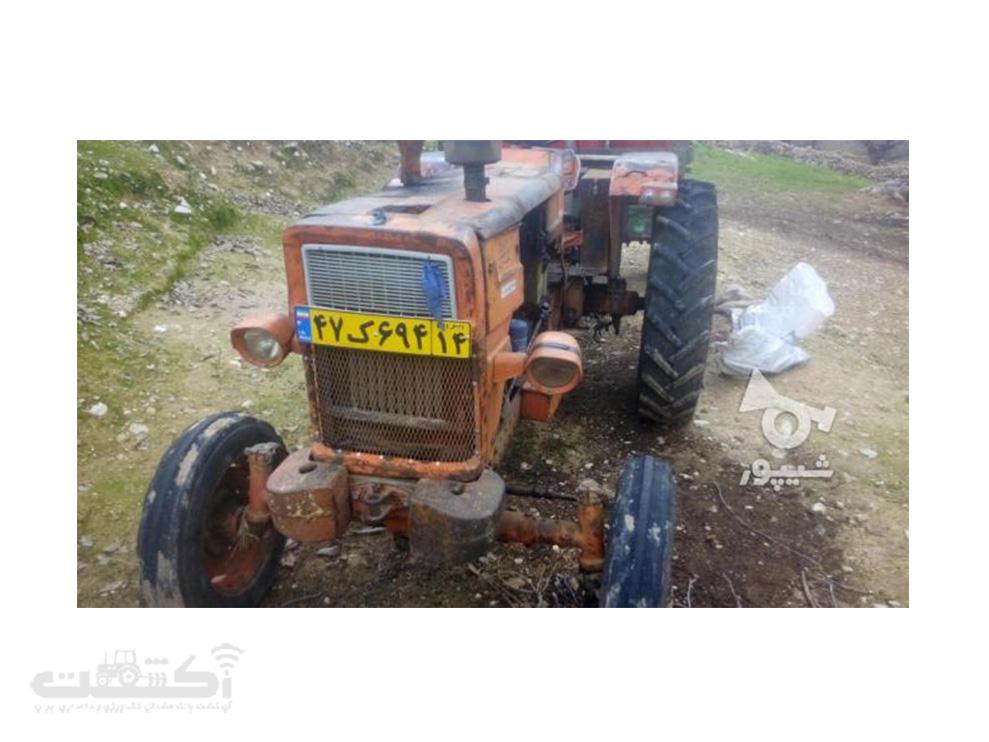 فروش تراکتور رومانی دسته دوم قیمت مناسب در خوزستان
