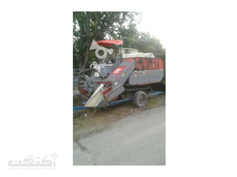 فروش کمباین زنجیری دسته دوم قیمت مناسب در مازندران