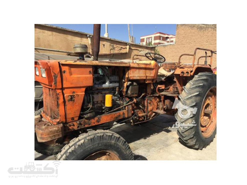 فروش تراکتور رومانی دسته دوم قیمت مناسب در آذربایجان غربی