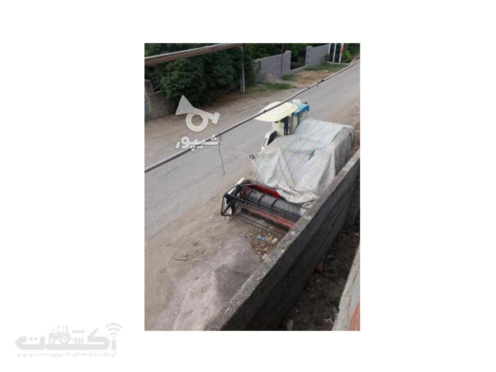 فروش کمباین صفر در مازندران