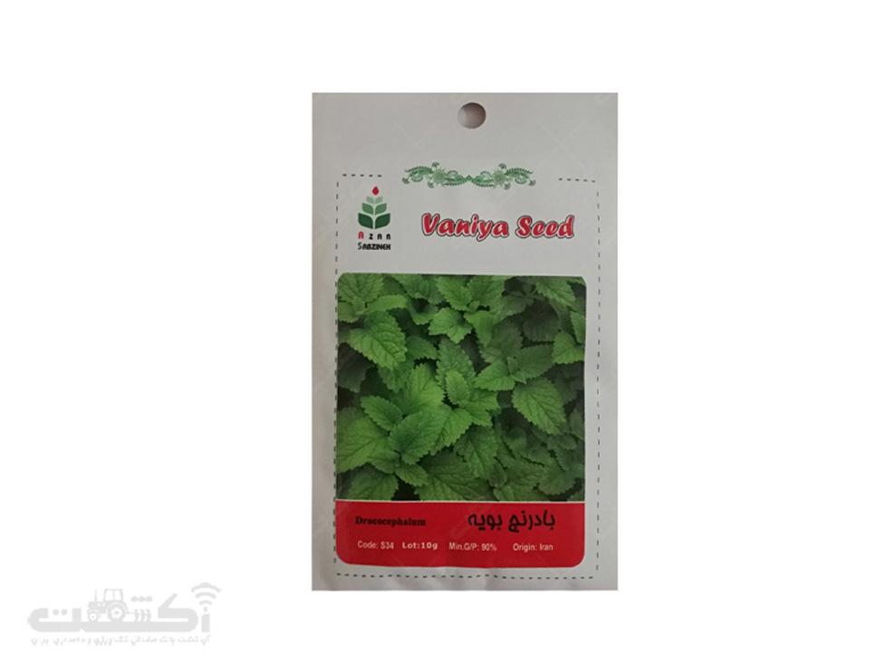 فروش بذر گیاه دارویی بادرنجبویه