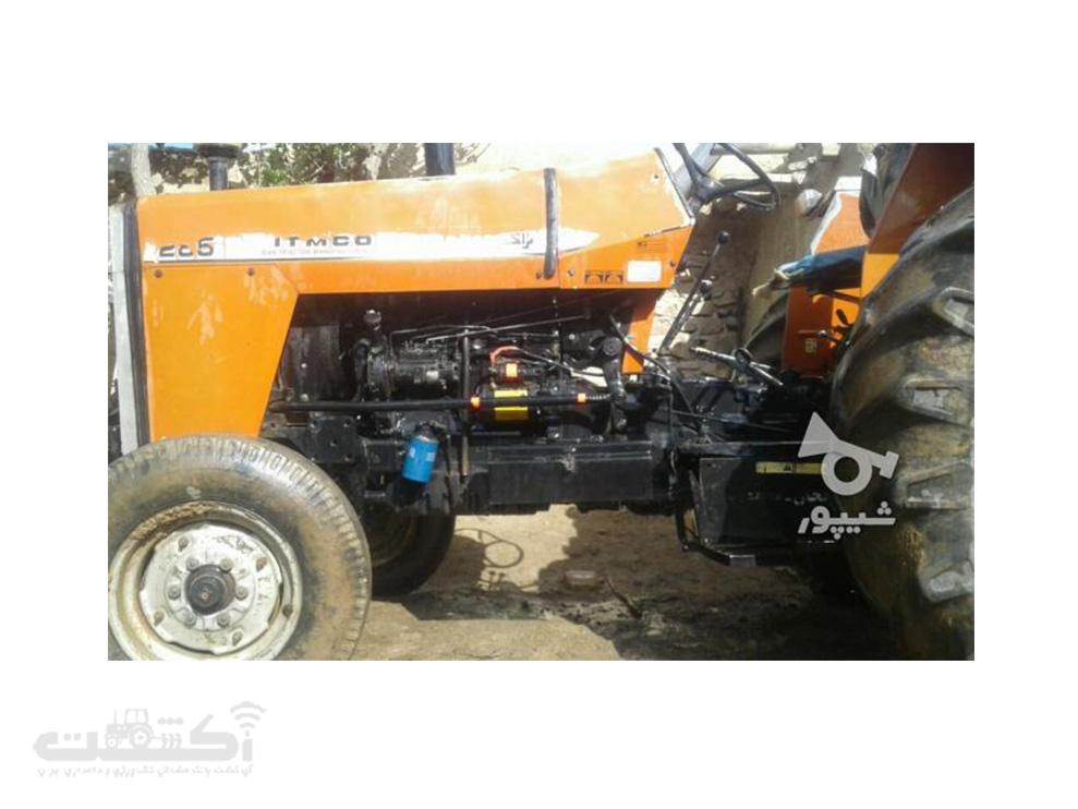 فروش تراکتور 285 دسته دوم در زنجان