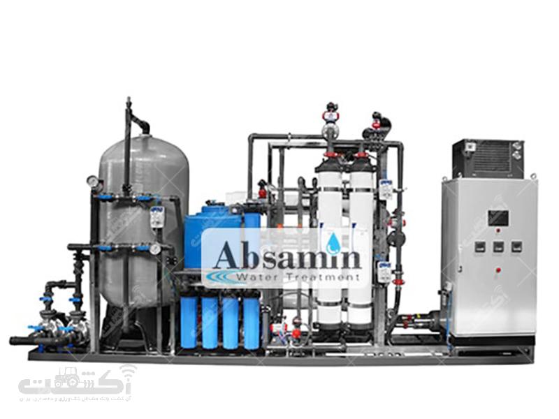 شرکت فن آوری آب ثمین