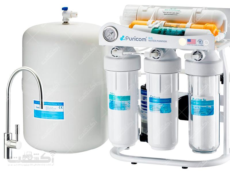 شرکت پاک آب کنترل
