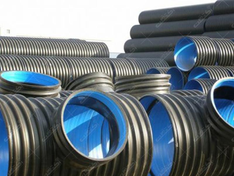 شرکت تولید لوله و اتصالات پلی اتیلن کشاورز